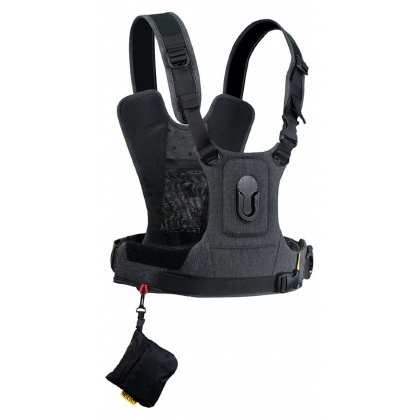 Cotton Carrier G3 Camera Harness grey