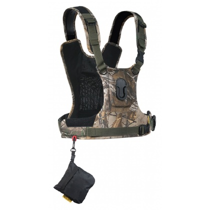 Cotton Carrier G3 Camera Harness camo