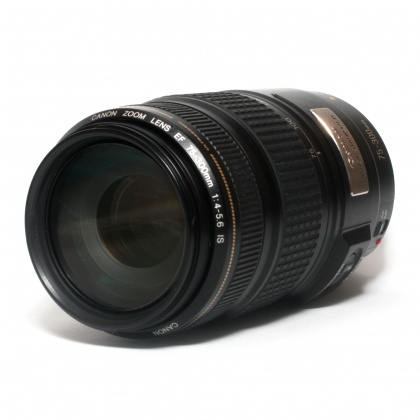 Used Canon EF 75-300mm f4-5.6 IS