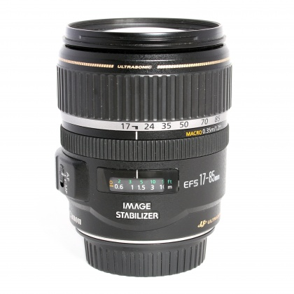 Used Canon EF-S 17-85mm F4/5.6 IS USM