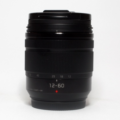 Used Panasonic 12-60mm f3.5-5.6 ASPH Power OIS