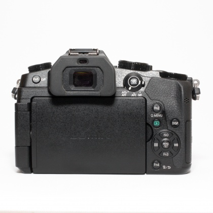Used Panasonic DMC-G80 body