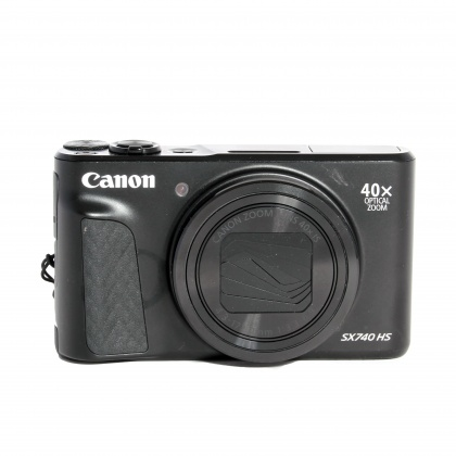 Used Canon Powershot SX740HS