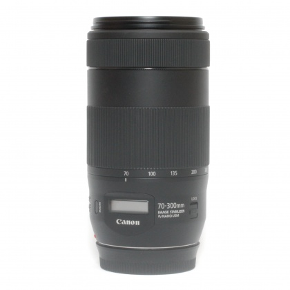 Used Canon EF 70-300mm f4-5.6 IS II