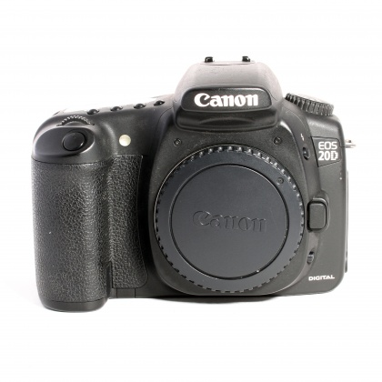 Used Canon  EOS 20D body