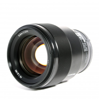 Used Sony FE 85mm F1.8