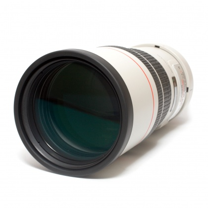 Used Canon EF 300mm f4 L IS