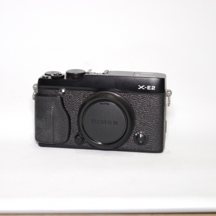 Used Fujifilm X-E2 body