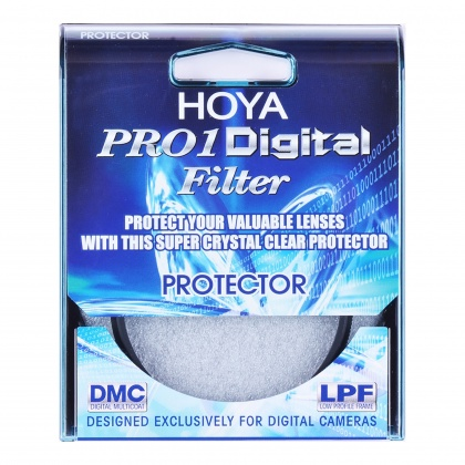Hoya 55mm SHMC PRO1-D Protection filter