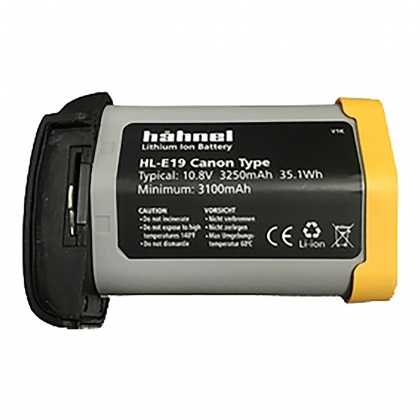 Hahnel HL-E19, 10.8v 3250mAh battery