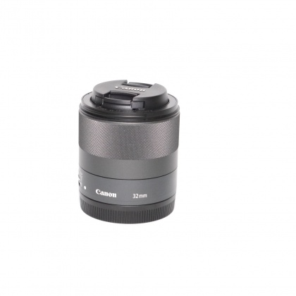 Used Canon EF-M 32mm f1.4 STM