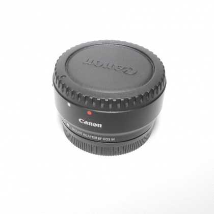 Used Canon Mount Adapter EF-EOS M