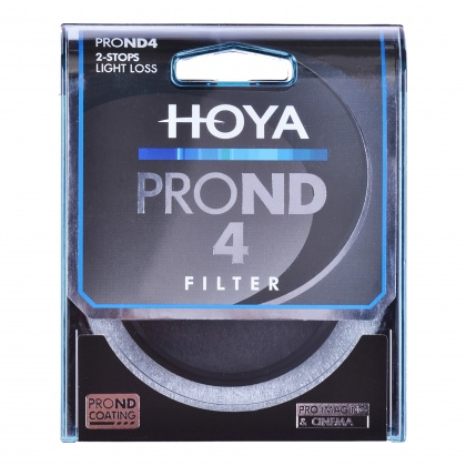 Hoya 82mm Pro ND 4 Filter