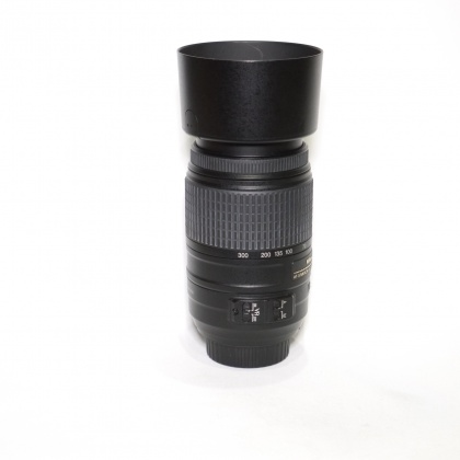 Used Nikon 55-300mm f4.5-5.6G ED VR