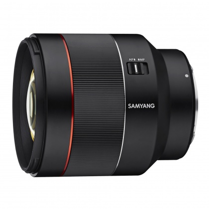 Samyang AF 85mm F1.4 for Canon EOS R