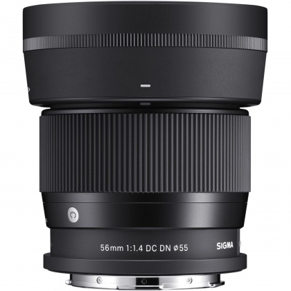 Sigma 56mm f1.4 DC DN C Lens for L Mount