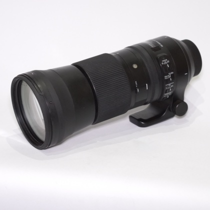 Used Sigma 150-600mm f5-6.3 C Nikon Fit