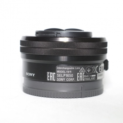 Used Sony E 16-50mm f3.5-5.6