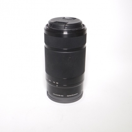 Used Sony E 55-210mm f4.5-6.3