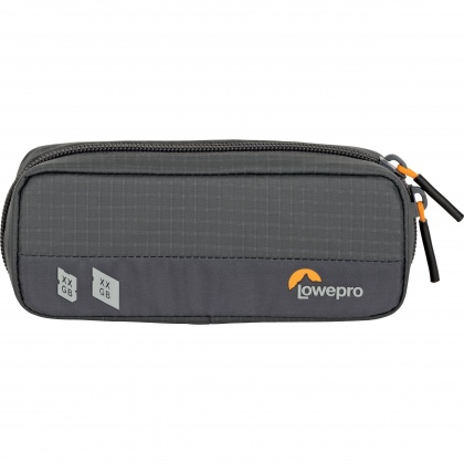 Lowepro GearUp Memory Wallet 20, Dark Grey