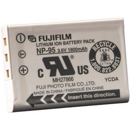 Fuji NP-95 Lith-Ion Battery
