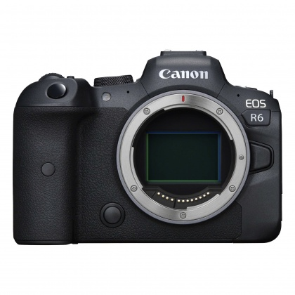 Canon EOS R6 Camera body