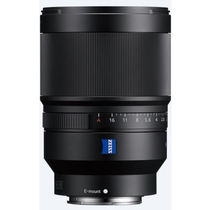 Sony FE 35mm F1.4 ZA Distagon T, Re-boxed