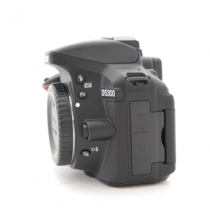 Used Nikon D5300 Body Only
