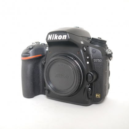 Used Nikon D750 Body Only