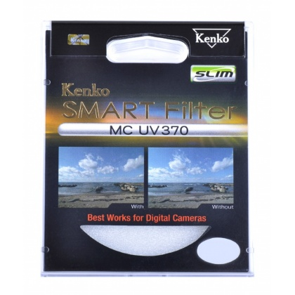 Kenko 37mm Smart MC UV Filter
