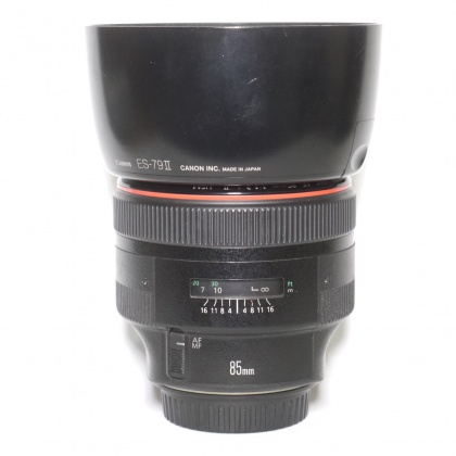 Used Canon EF 85mm f1.2L II USM