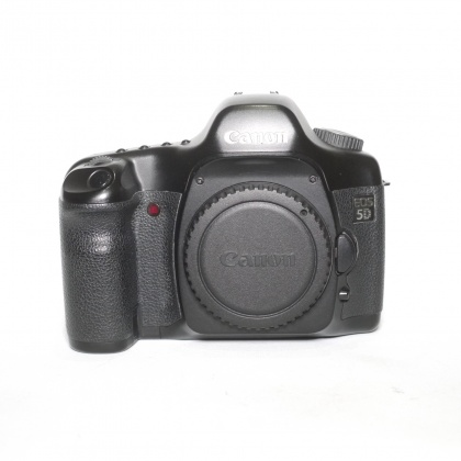 Used Canon EOS 5D Body