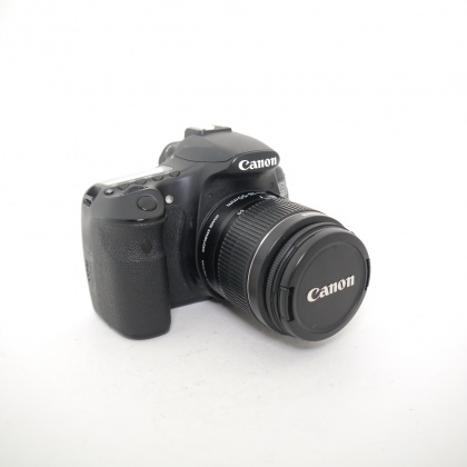Used Canon EOS 60d 18-55