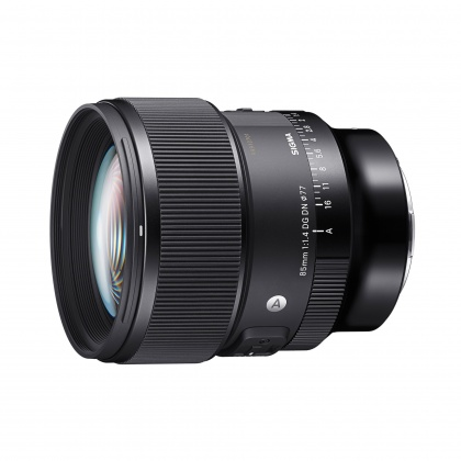 Sigma 85mm f1.4 DG DN Art lens for L-Mount