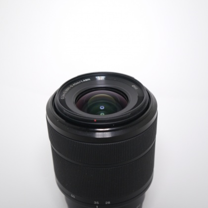 Used Sony FE 28-70mm zoom lens