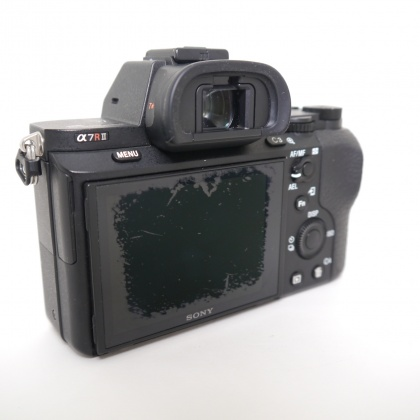 Used Sony Alpha A7R II Body