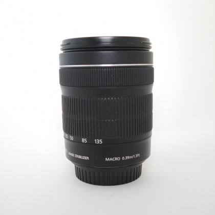Used Canon EF-S 18-135mm f3.5-5.6 IS STM