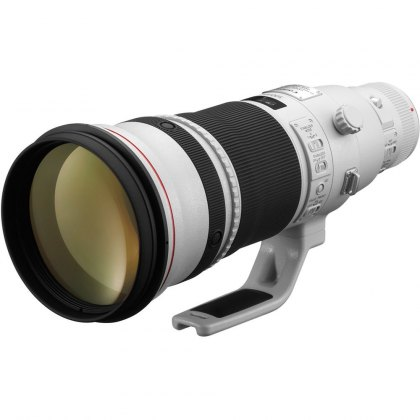 Canon EF 500mm f4.0L IS II USM