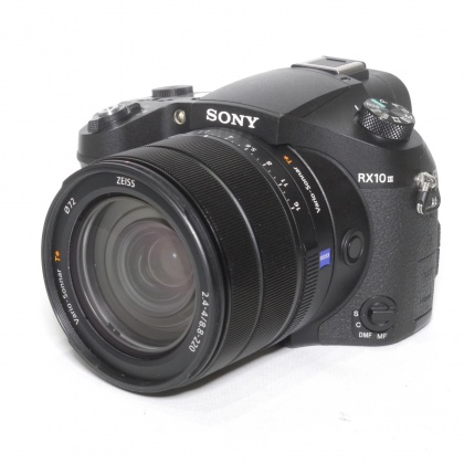 Used Sony DSC-RX10 MkIII