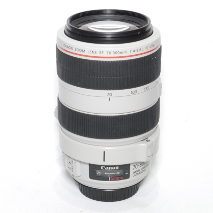 Used Canon EF 70-300mm f4-5.6L IS USM