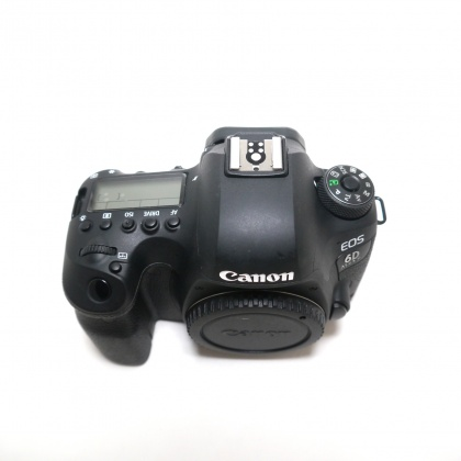 Used Canon EOS 6D Body Only