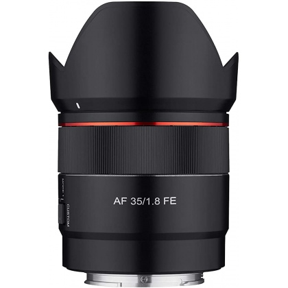Samyang AF 35mm f1.8 for Sony FE