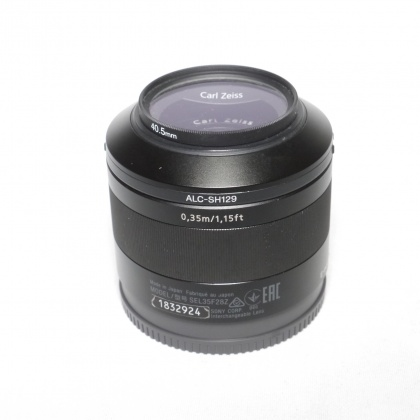 Used Sony  FE 35mm f2.8 ZA