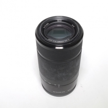 Used Sony E 55-210mm f4.5-6.3 OSS