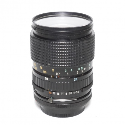 Used Tamron 28-70mm 3.5-4.5  CF Macro for Canon FD