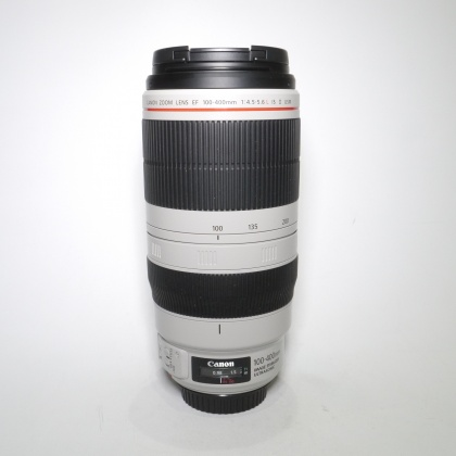 Used Canon EF 100-400mm f4.5-5.6 L IS II USM