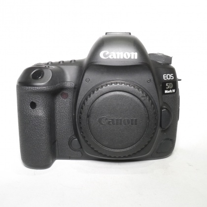 Used Canon EOS 5D Mark IV