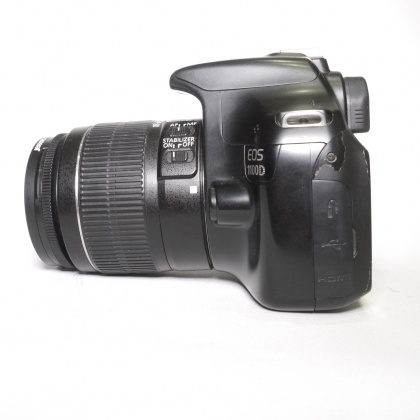 Used Canon EOS 1100D, 18-55mm