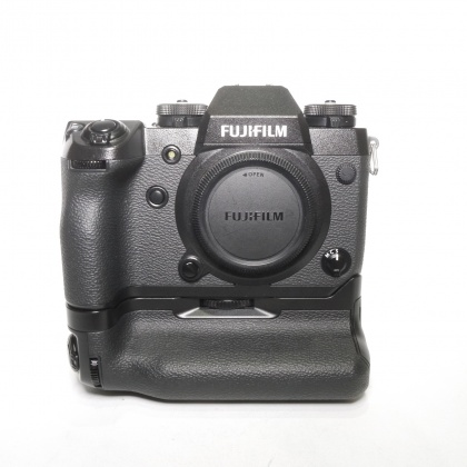 Used Fujifilm X-H1 with Grip