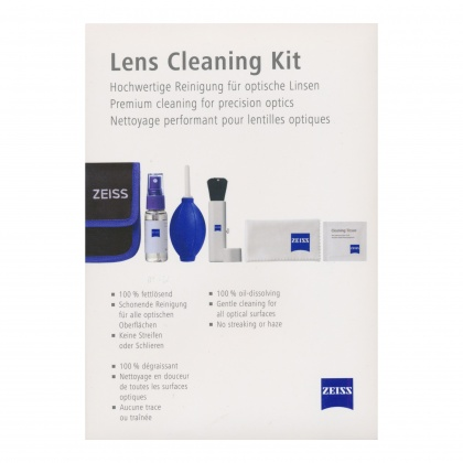 Zeiss Lens Cleaning Kit II